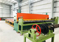Hexagonal Wire Mesh Machine 4300mm Working Width With Touch Screen PLC Control