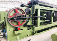1200mm Mesh Width Hexagonal Mesh Machine For Making Double Twist Gabion Boxes